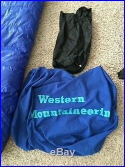 Western Mountaineering Ultralite (Long)