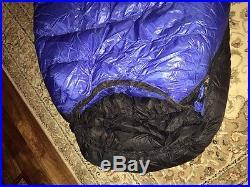 Western Mountaineering Ultralite Sleeping Bag 6' Rh Zip