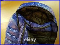 Western Mountaineering Ultralite Sleeping Bag 850+ Fp Goose Down Regular Left