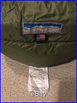 Western Mountaineering Versalite Down Sleeping Bag, 6 Foot, Left Zip