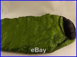 Western Mountaineering Versalite Sleeping Bag 10 Degree Down 5'6 LZ /33479/