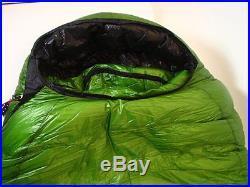 Western Mountaineering Versalite Sleeping Bag 10 Degree Down- 6ft /28394/