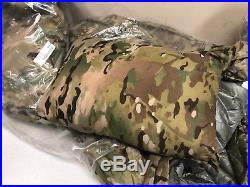 Wiggy's Multicam Overbag/css Sleeping Bag Xlwb New Open Packing