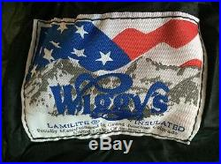 Wiggy's Super Light 0 Degree Mummy Style Sleeping Bag BLACK XL