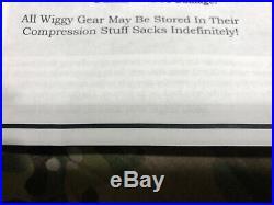 Wiggys MULTICAM FTRSS Ultra Light Sleep System BAG OVERBAG PILLOW LBT EAGLE CRYE