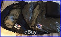 Wiggys Super Light Mummy FTRSS core & overbag 0°/-40° F long/wide 34Wx90L