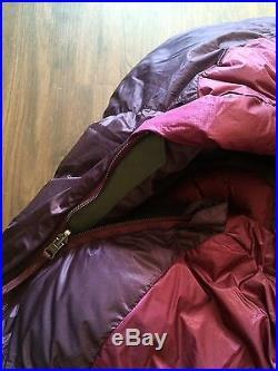 Women's 3 Season Sleeping Bag REI Joule 700 Fill Down Size Regular