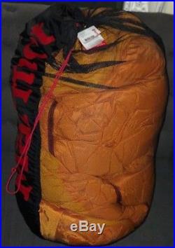 Women's Ouray Marmot Zero Degree Down Sleeping Bag, Brand New, Size Regular, LZ