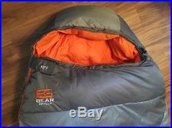 Womens Down Sleeping Bag Bear Grylls Endure Zero Degree 650 Fill