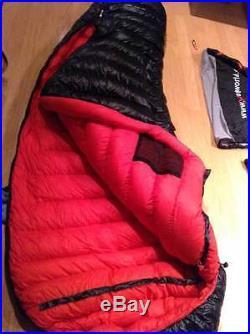 Yeti VIB 600 L Sleeping Bag Pristine Condition