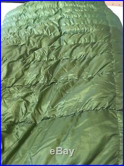 ZPacks 30 degree sleeping bag zippable ultralight down quilt