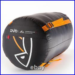Zajo Daunenschlafsack Chamonix Regular max. 23°C YKK, Duraflex
