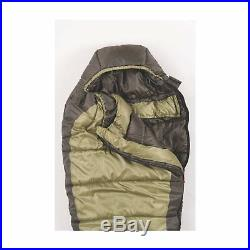Zero Degree Sleeping Bag Mummy Cold Weather Backpacking Military Camping Hiking