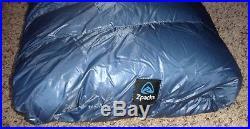 Zpacks 20 Degree Sleeping Bag (Blue)