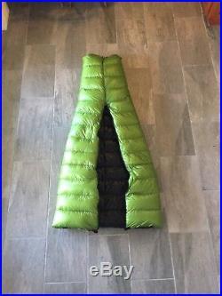 Zpacks 20 degree Sleeping Bag 900fp Goose Down