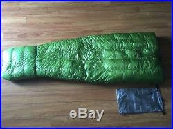 Zpacks Ultralight Down Sleeping Bag